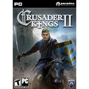 Crusader Kings II Pc Game Download,Crusader Kings II Review Price