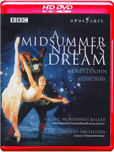 Mendelssohn: Midsummer Nights Dream [DVD] [2010]