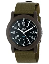 Timex T41711 Expedition Camper Fabric