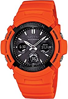 "buy Casio G-Shock ""Rescue Orange Series"" Awg-M100Mr-4Ajf Japan Import"