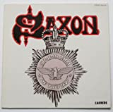 Saxon - Strong Arm Of The Law - Carrere - 2934 129