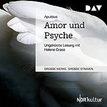 Amor und Psyche Hörbuch von  Apuleius Gesprochen von: Helene Grass
