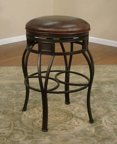 Solaro Backless Bar Stool Size - 30&quot;