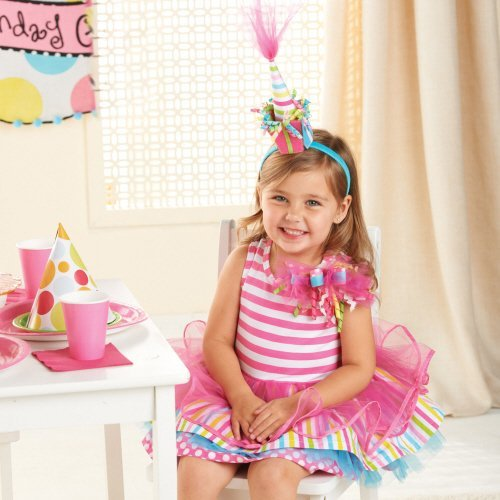 Mud Pie Tiered Birthday Party Dress 12-18Mth front-47329