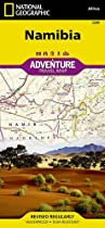 Namibia (National Geographic Adventure Map)