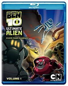 Ben 10 Ultimate Alien 1 [Blu-ray]