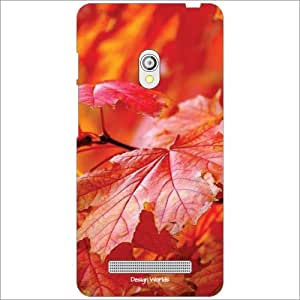 Design Worlds Back Cover Asus Zenfone 5 A501CG - Phone Cover Multicolor