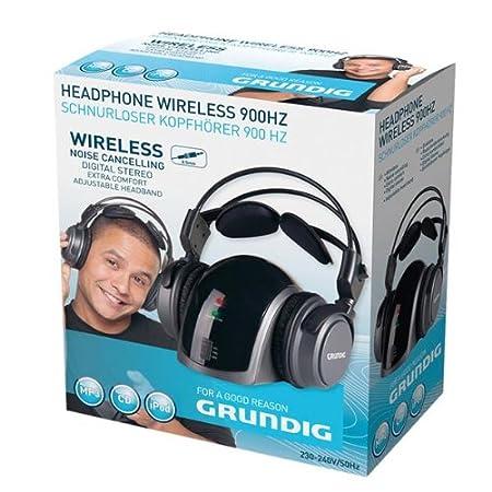 Grundig casque audio sans fil