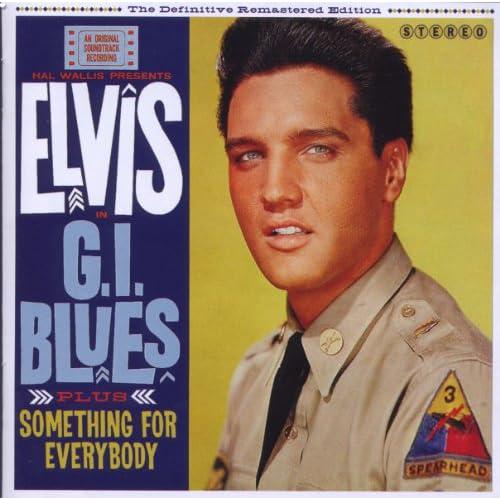 GI-Blues-Something-for-Everybody-7-bonus-tracks-Elvis-Presley-Audio-CD