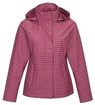 Tri-Mountain Women's Zip-Off Hood Jacket