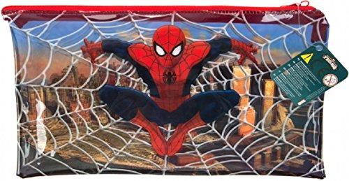 spidermanr-astuccio-per-la-scuola-accessori-spider-man-prodotto-con-licenza-ufficiale