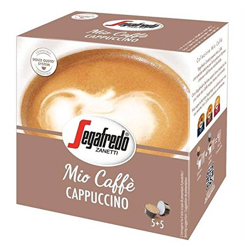 Get Segafredo mio capsules caffe cappuccino Envoi Rapide Et Soignée ( Prix Par Unité ) by Dosettes de café