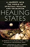 img - for Healing States: A Journey Into the World of Spiritual Healing and Shamanism book / textbook / text book