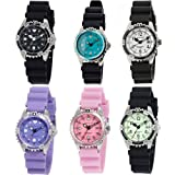 Ladies Momentum M1 Dive Watch Rubber Strap [Luminous]