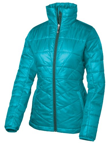 Isis Women'S Lithe Insulated Jacket, Riviera, Large