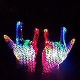 Gants Glowing LED