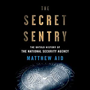 The Secret Sentry Audiobook