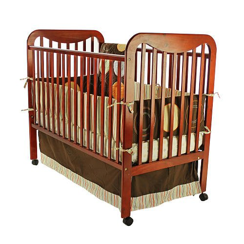 Dream On Me Convertible Crib back-949768