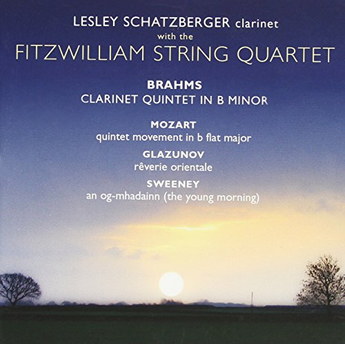 BRAHMS / FITZWILLIAM QUARTET