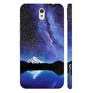 Enthopia Designer Hardshell Case Milky Peak Back Cover for Lenovo Vibe P1M