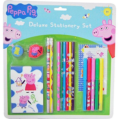 Imagen principal de Peppa Pig - Set papelería (Fantasy PP0009/56261)