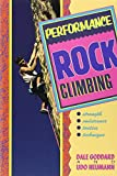 img - for Performance Rock Climbing book / textbook / text book