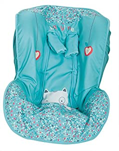Funda para silla de Auto Universal Grupos 0/1/2 marca Babyline