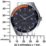 Edox Men's 70157 3OR NIO Diver C-1 Watch