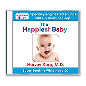 """The Happiest Baby on the Block New """"Super Soothing"""" Calming Sounds CD (now ... with 5 great sounds!)"""
