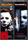 Halloween IV / Halloween V - Halloween Double Collection [2 DVDs]