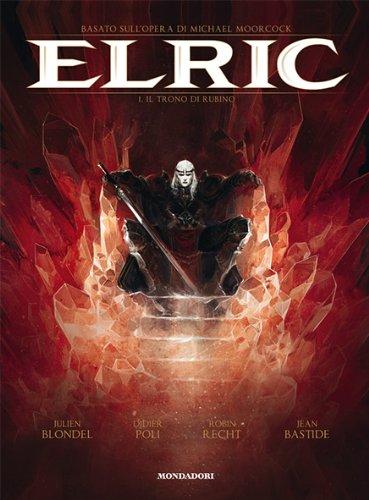 elric il trono di rubino