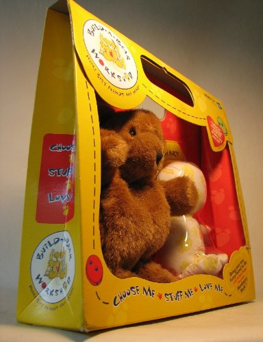 Build-A-Bear Workshop Kit (medium brown bear)