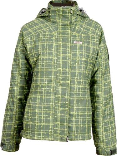 Envy Balsas Women's Ski Jacket - Green, Size