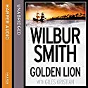 Golden Lion Audiobook by Wilbur Smith, Giles Kristian Narrated by Sean Barrett