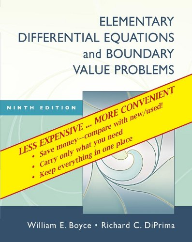 Elementary Differential Equations and Boundary Value...
