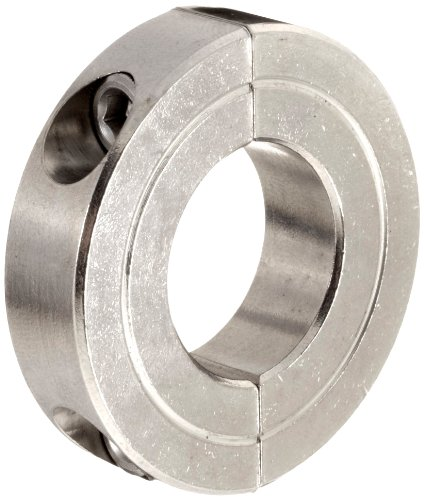 Climax metal h c s shaft collar two piece clamp