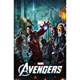 Avengers One Sheet Movie Poster Print