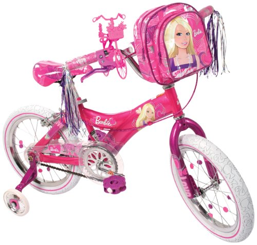Barbie Ride with Me Barbie Bicycle (16-inch)
