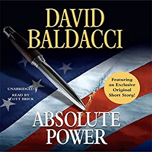 Absolute Power Audiobook