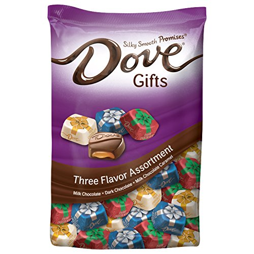 DOVE PROMISES Holiday Gifts Assorted Chocolate Candy 24-Ounce Bag (Chocolate And Candy compare prices)