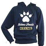 KELME(ケルメ) スウェットパーカーシャツ  (kc12113s) 107ネイビー L