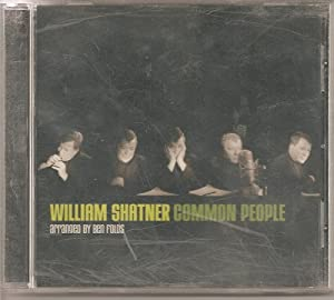 William Shatner Common People