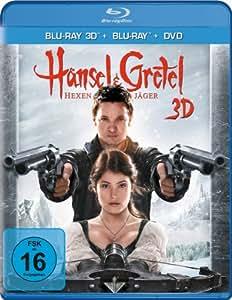 Hänsel und Gretel: Hexenjäger (+ Blu-ray + DVD) [Blu-ray 3D]