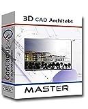 Software - 3D CAD Architekt Master - Architektur Software/Programm von ConCadus