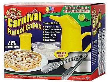Carnival Funnel Cakes Kit