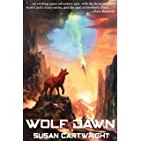 WOLF DAWN: Science Fiction Thriller/ Romance (Forsaken Worlds Book 1)by Susan Cartwright
