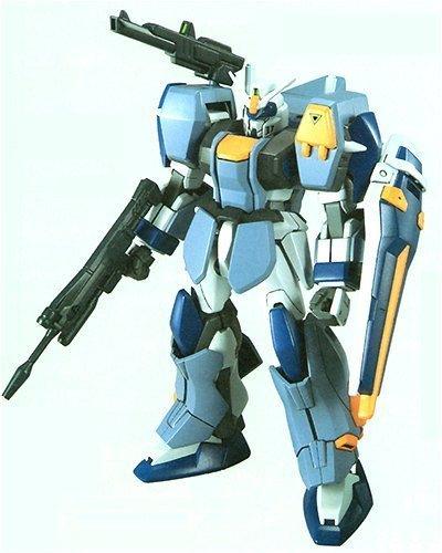 Duel Gundam Assaultshroud [HG Gundam Seed 02] - GAT-X102 1/144 Scale Model Kit (Japanese Import)