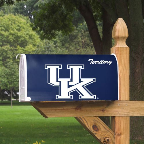 NCAA Kentucky Wildcats Logo Mailbox Cover at Amazon.com