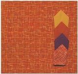"100% Cotton Brown & Tan Plaid 54""x90"" Tablecloth - Tweed Cinnamon"