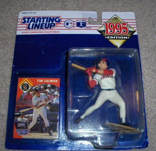 1995 Tim Salmon MLB Starting Lineup